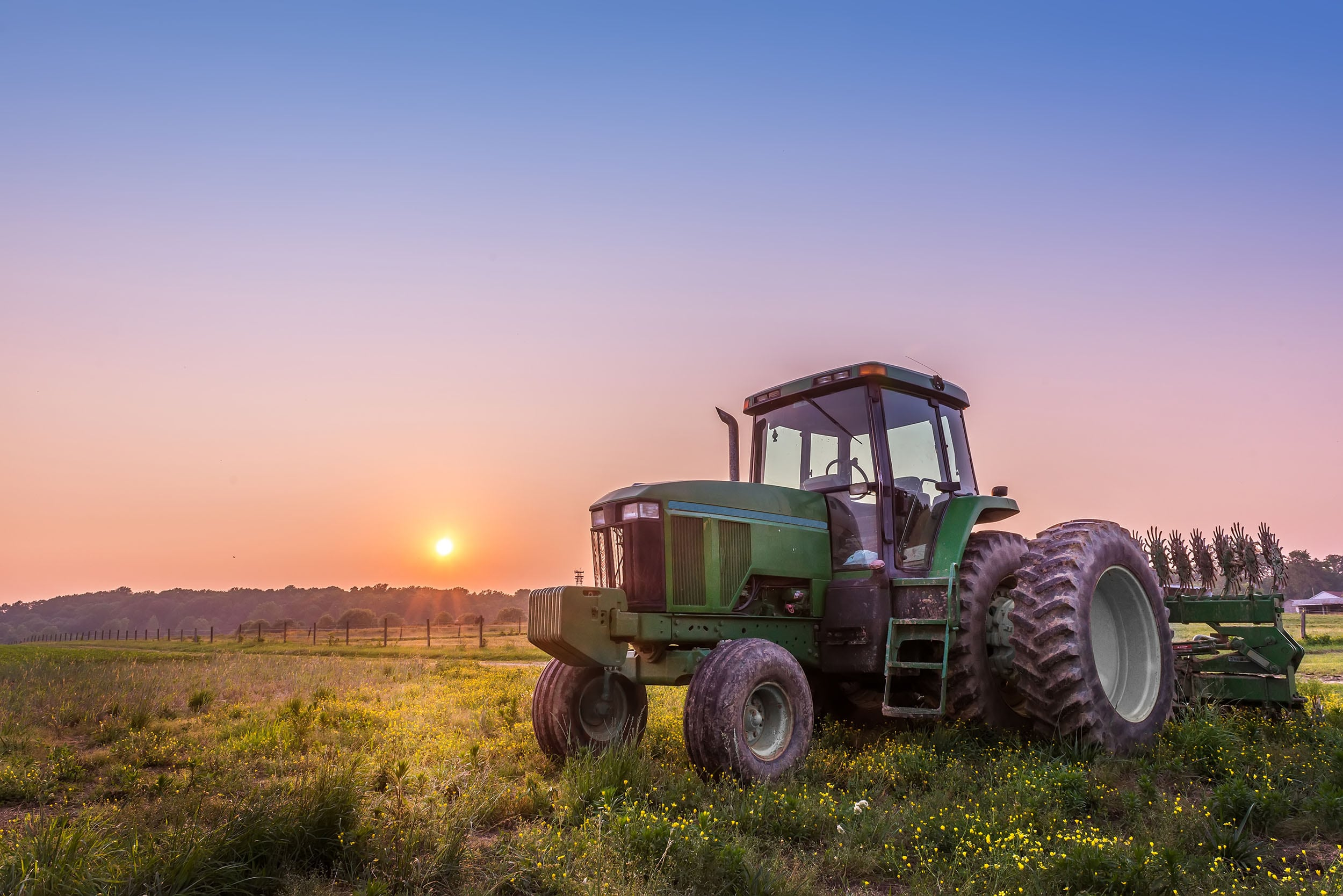 Montgomery County's 93,000-acre Agricultural Reserve