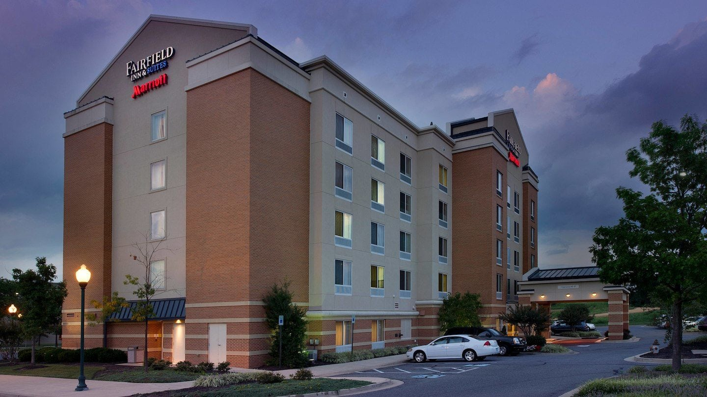 Fairfield Inn & Suites Marriott Germantown Gaithersburg