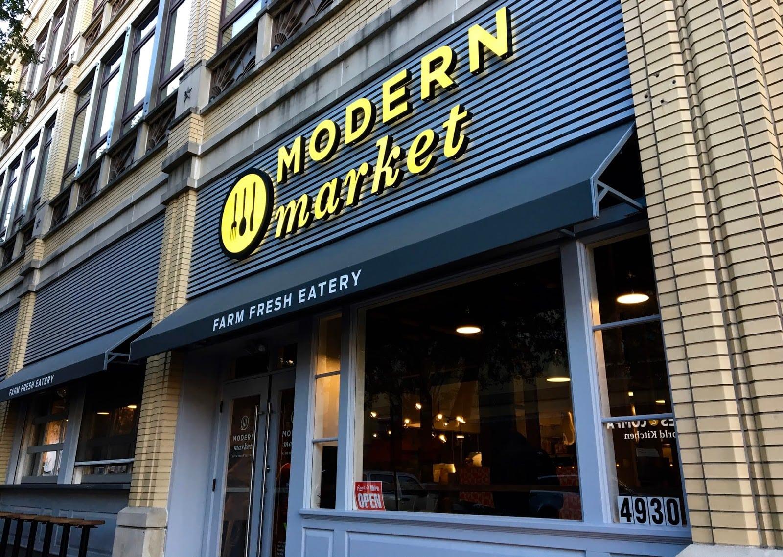 Modern Market Bethesda