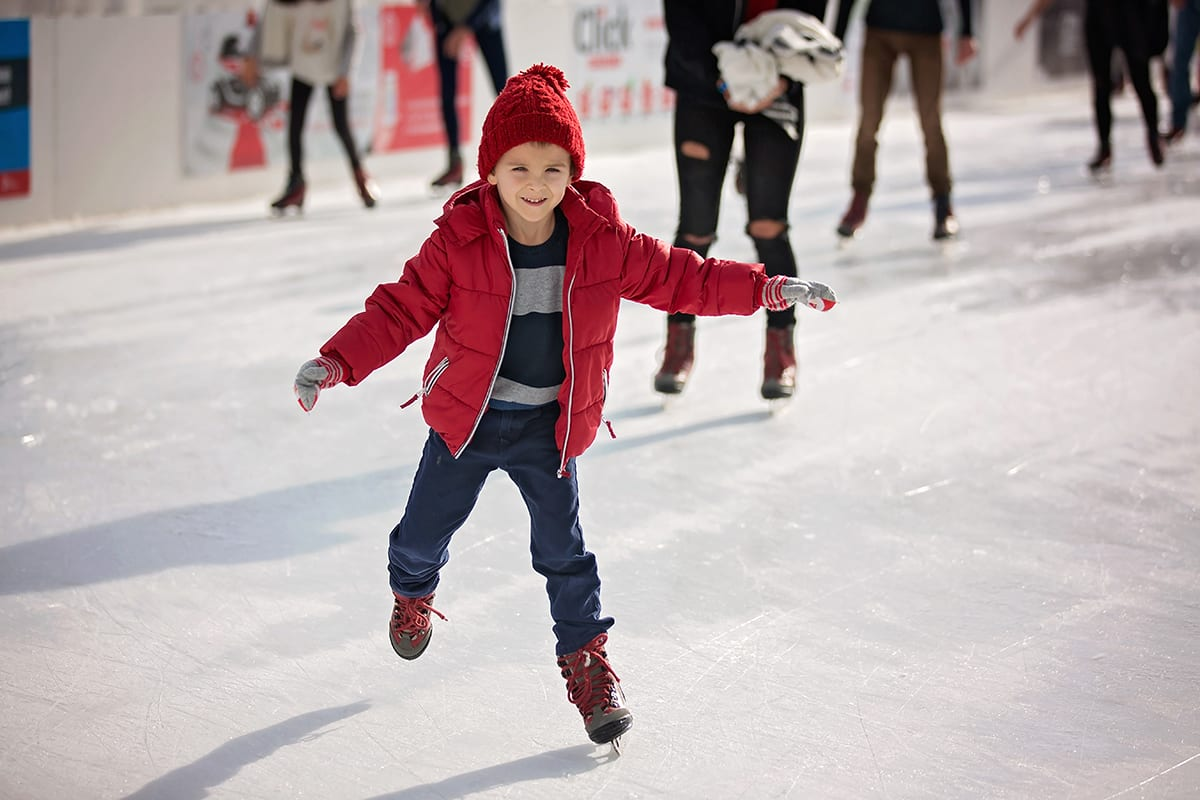 Top Places to Ice Skate in Montgomery County