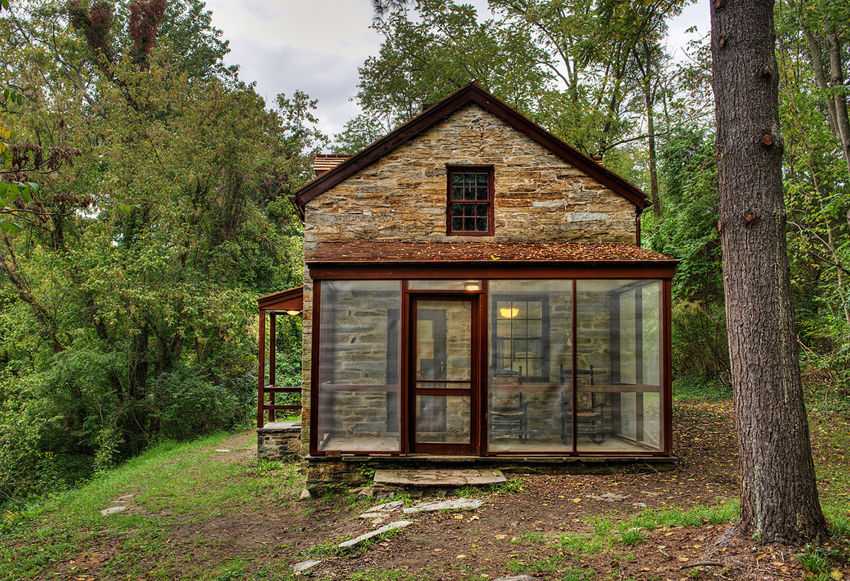 Spend the night in a historical Lockhouse along the C&O Canal in Montgomery County.
