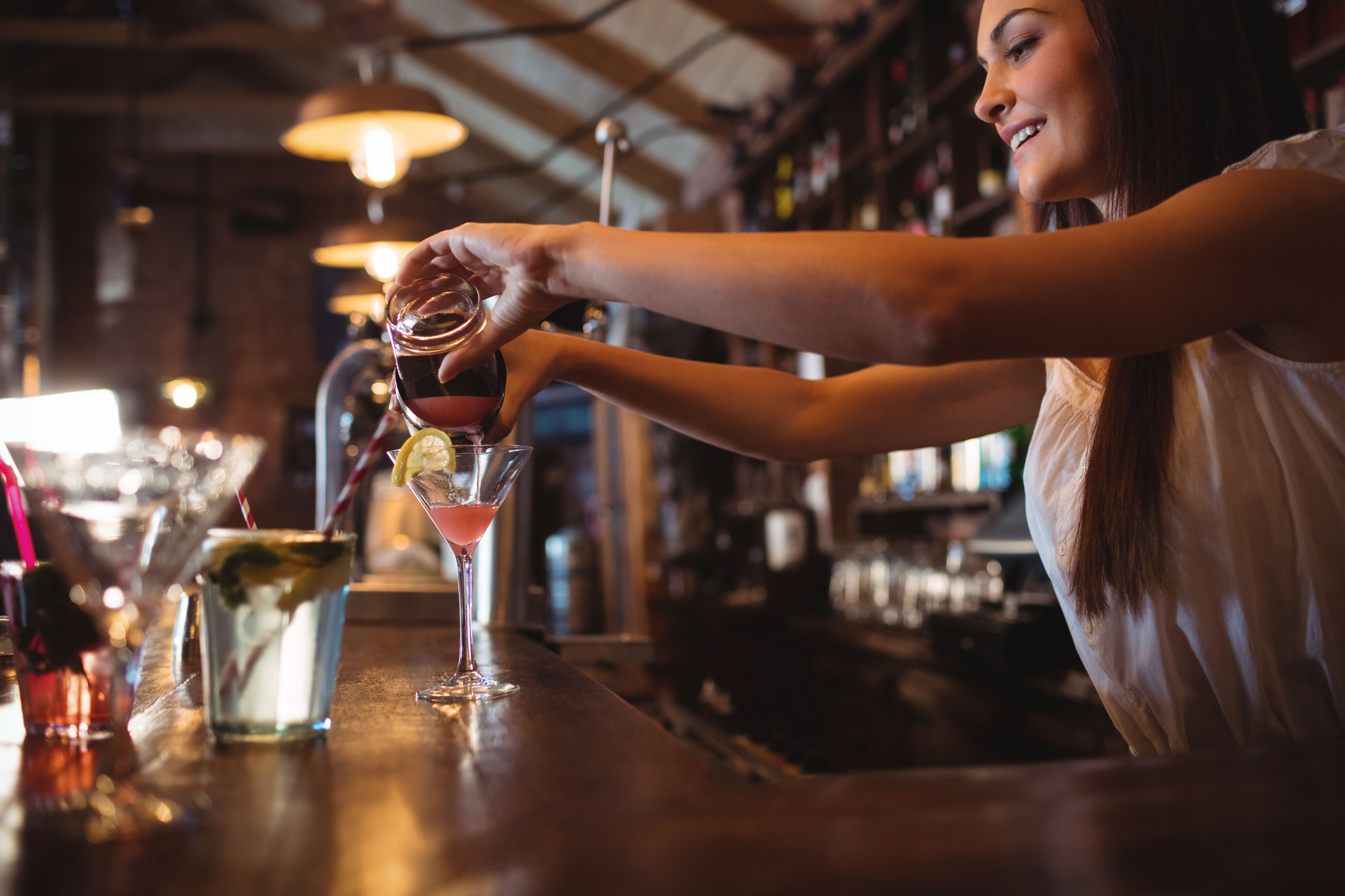 Get to Know Your Montgomery County Hotel Bartender