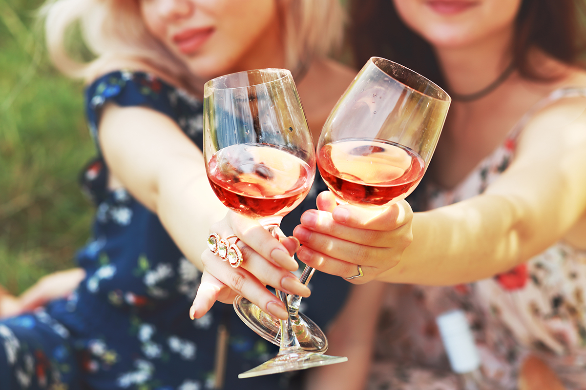 How to Rosé All Day in Montgomery County