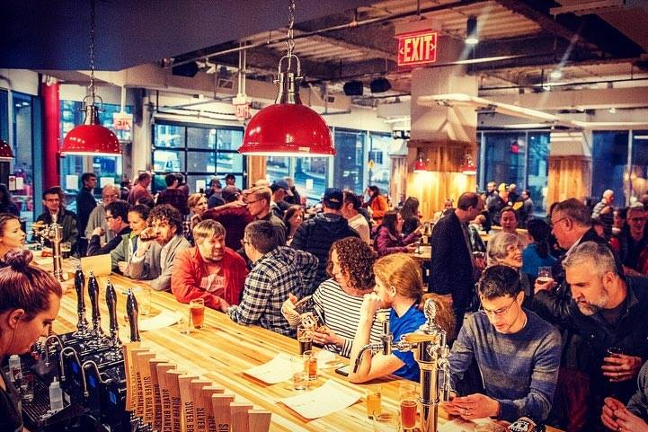 The Washington Area's Hottest New Beer Destination is Downtown Silver Spring