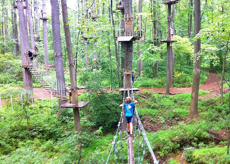 Adventure Park at Sandy Spring