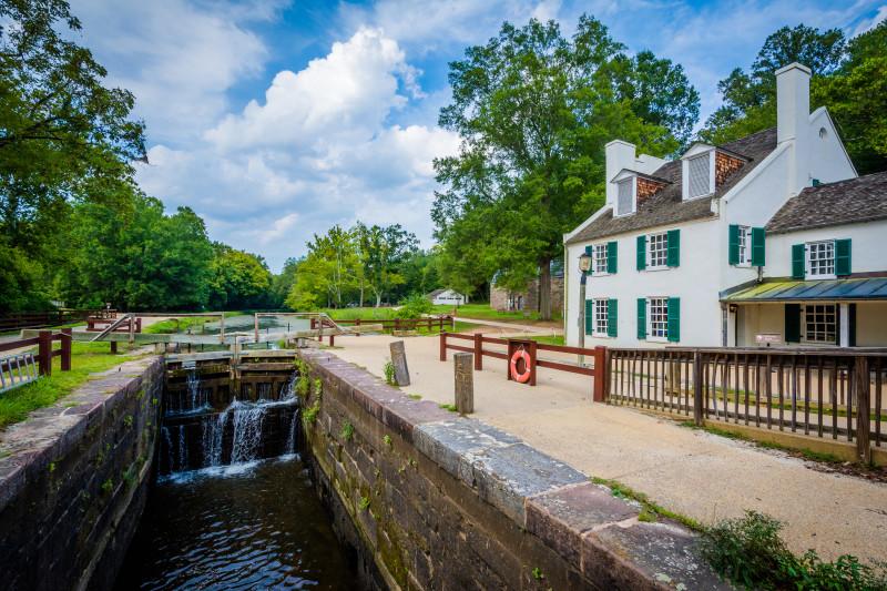 The Chesapeake & Ohio Canal (C&O)