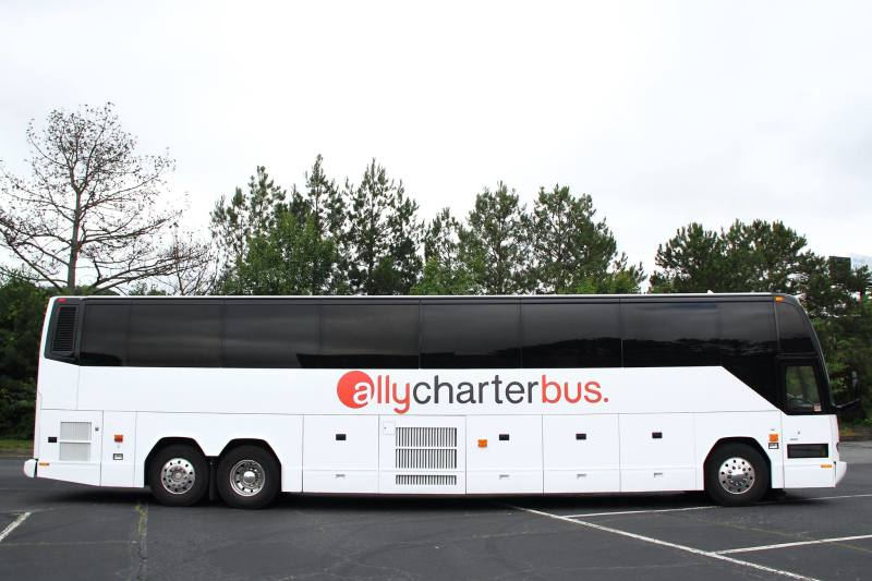 Ally Charter Bus Washington DC