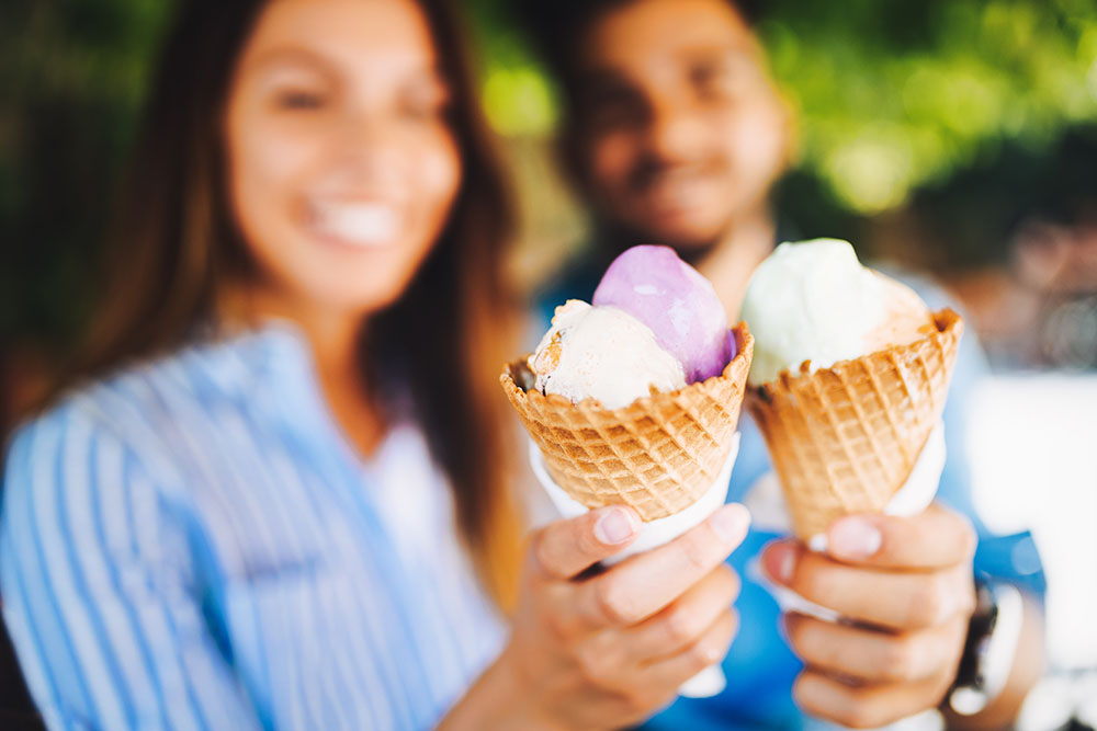 Where to Get Your Ice Cream Fix in Montgomery County