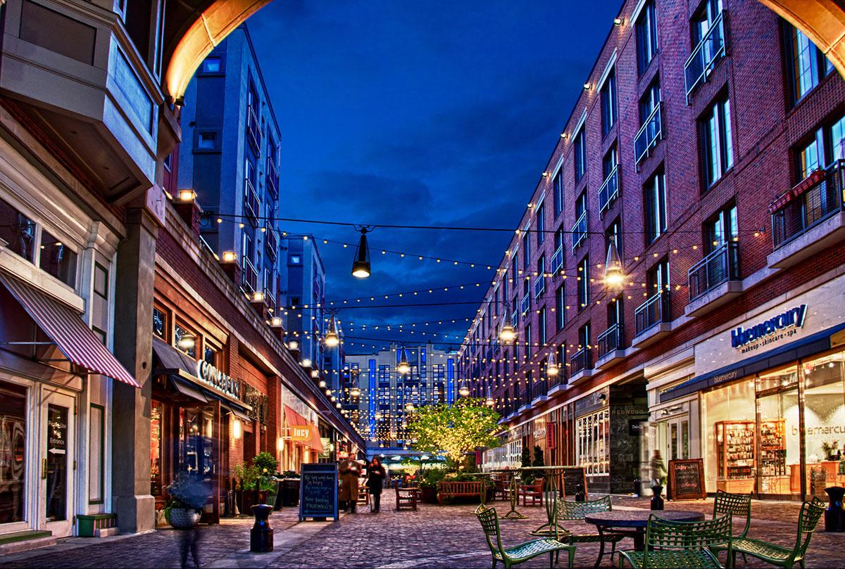 Bethesda Row Maryland