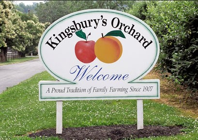 Kingsbury's Orchard