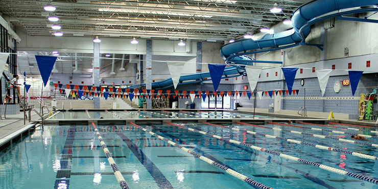 Kennedy Shriver Aquatic Center