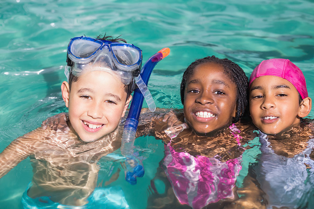 Outdoor Public Pools in Montgomery County, Maryland