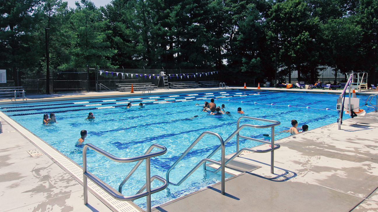 Sarah E. Auer Western County Outdoor Pool