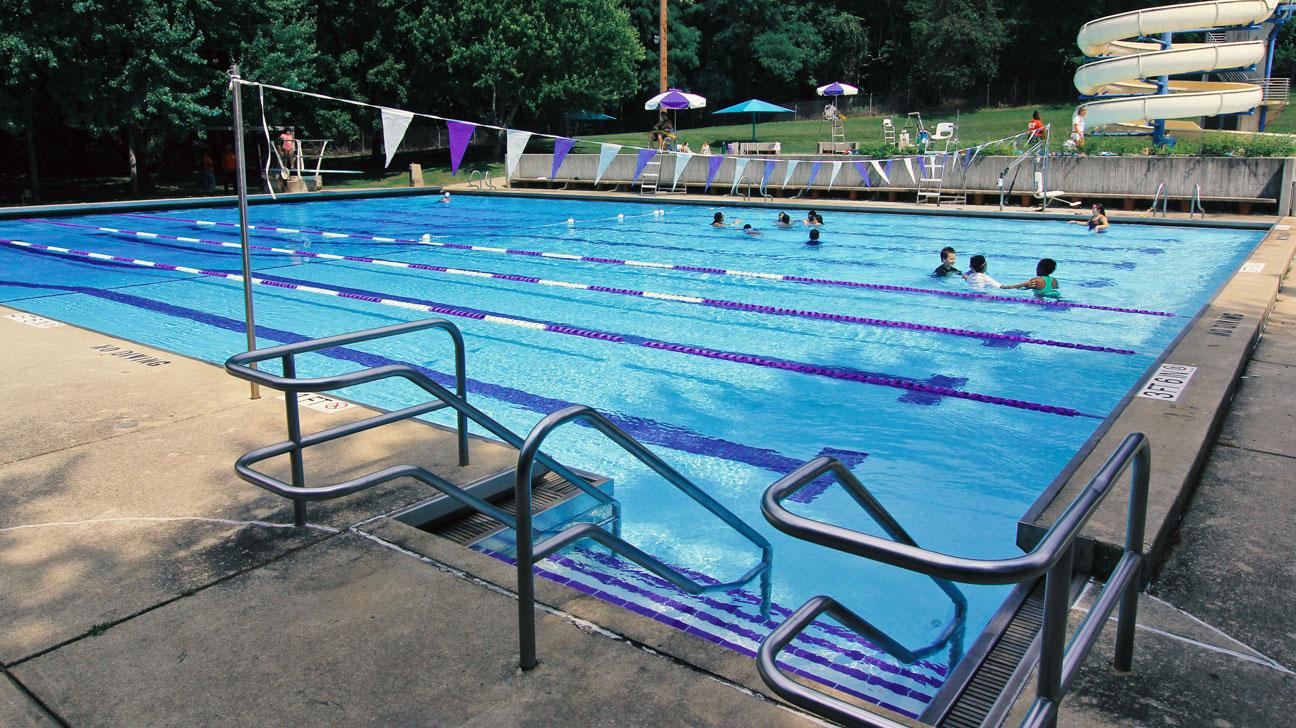 Upper County Outdoor Pool