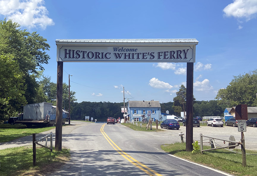 Historic White's Ferry