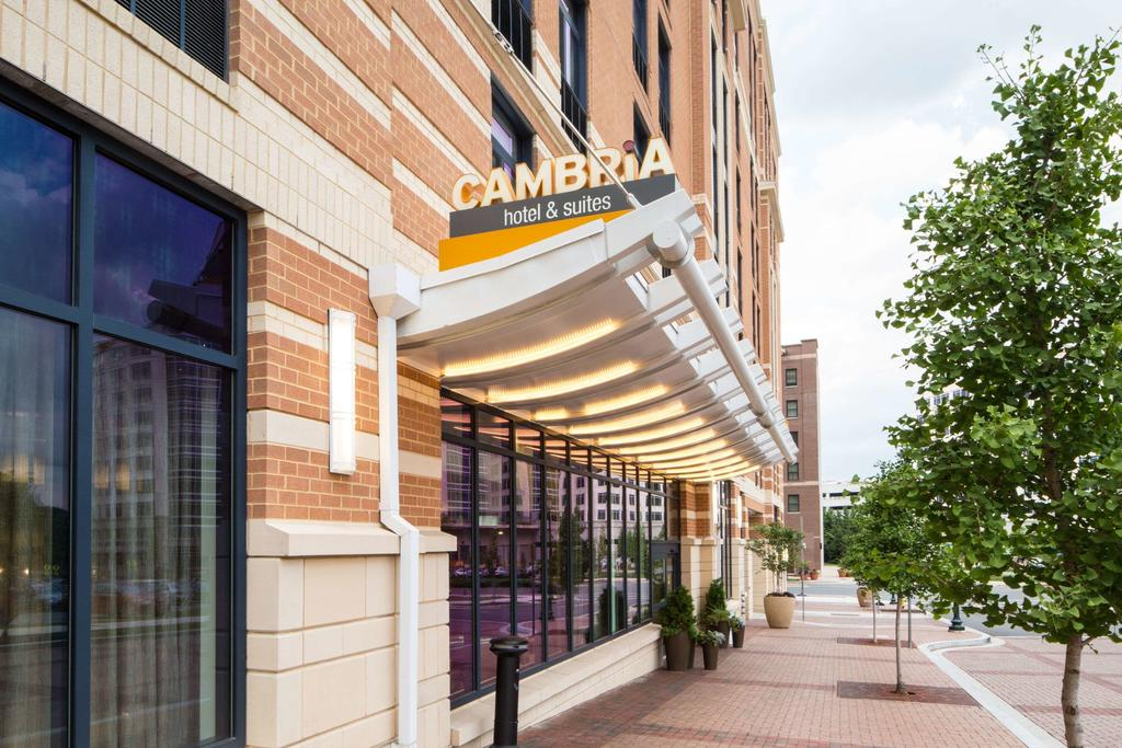 Cambria Hotel & Suites in Rockville, MD