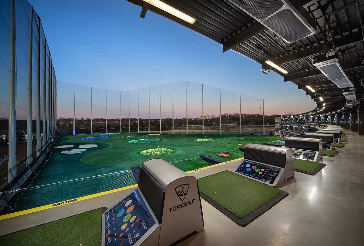 Topgolf in Germantown, MD