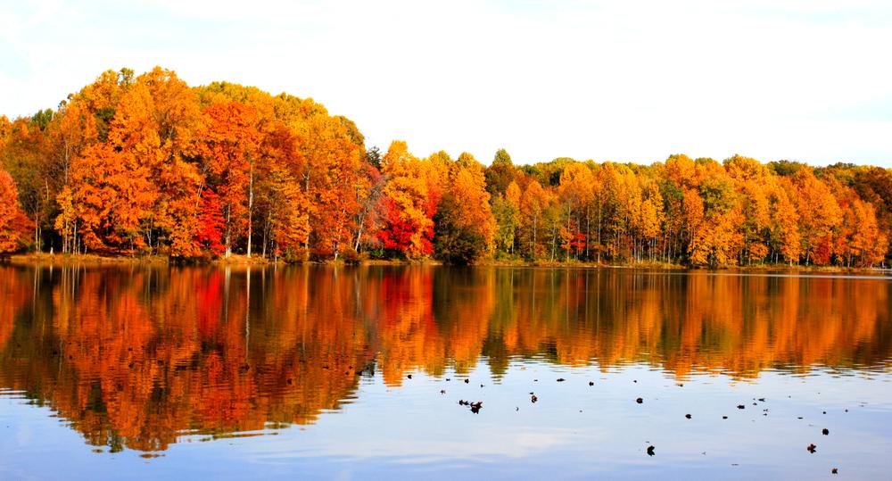 Seneca Creek State Park in Gaithersburg, MD