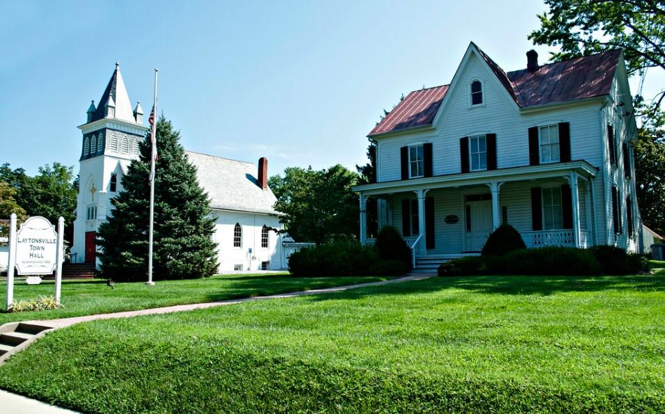 Laytonsville Town Hall