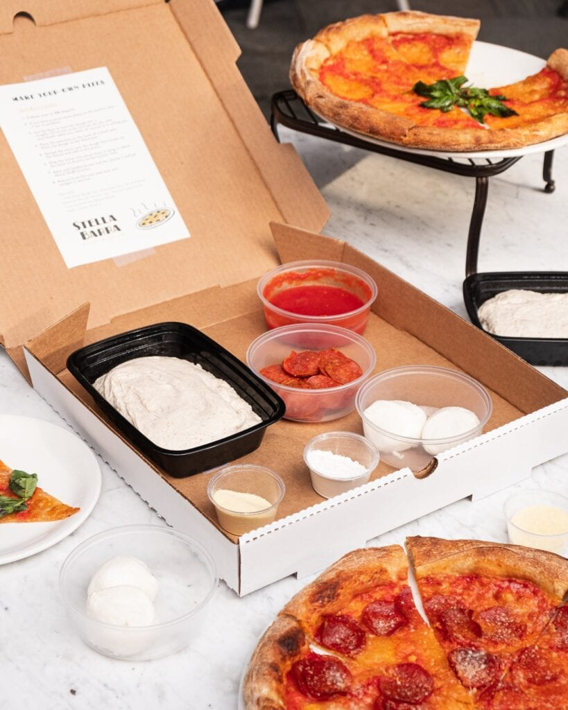 Pizza Kit at Summerhouse