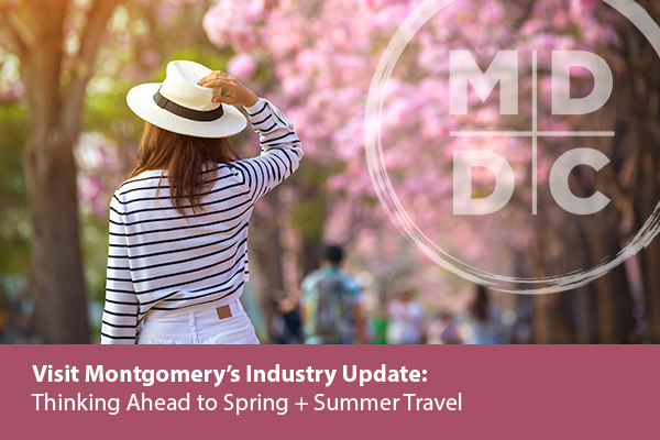 Watch the Presentation: Thinking Ahead to Spring + Summer Travel