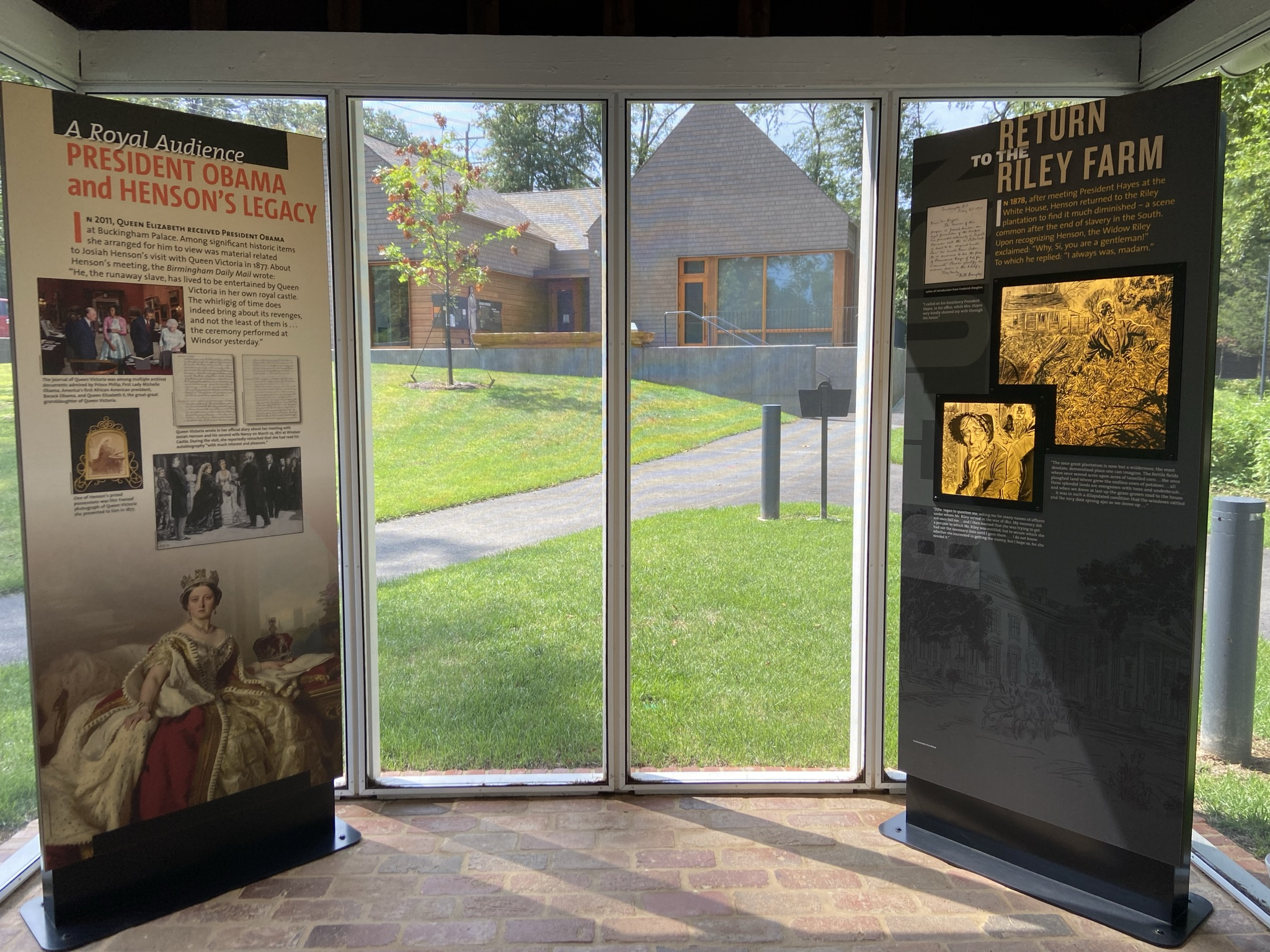 Josiah Henson Museum & Park in Montgomery County, MD